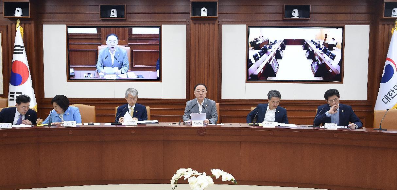 홍남기 부총리, 제24차 경제활력대책회의